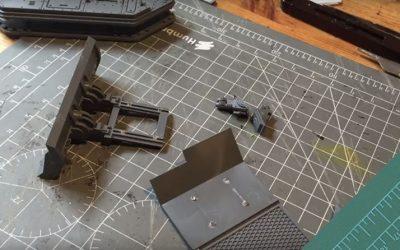 Building a Storm Chimera. Part 1: Magnets