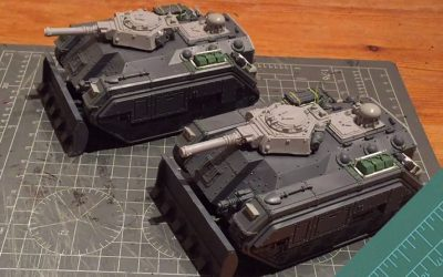 Building a Storm Chimera. Part 5: Extra detail