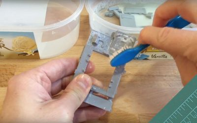 Beginners guide to resin. Part 2: Washing
