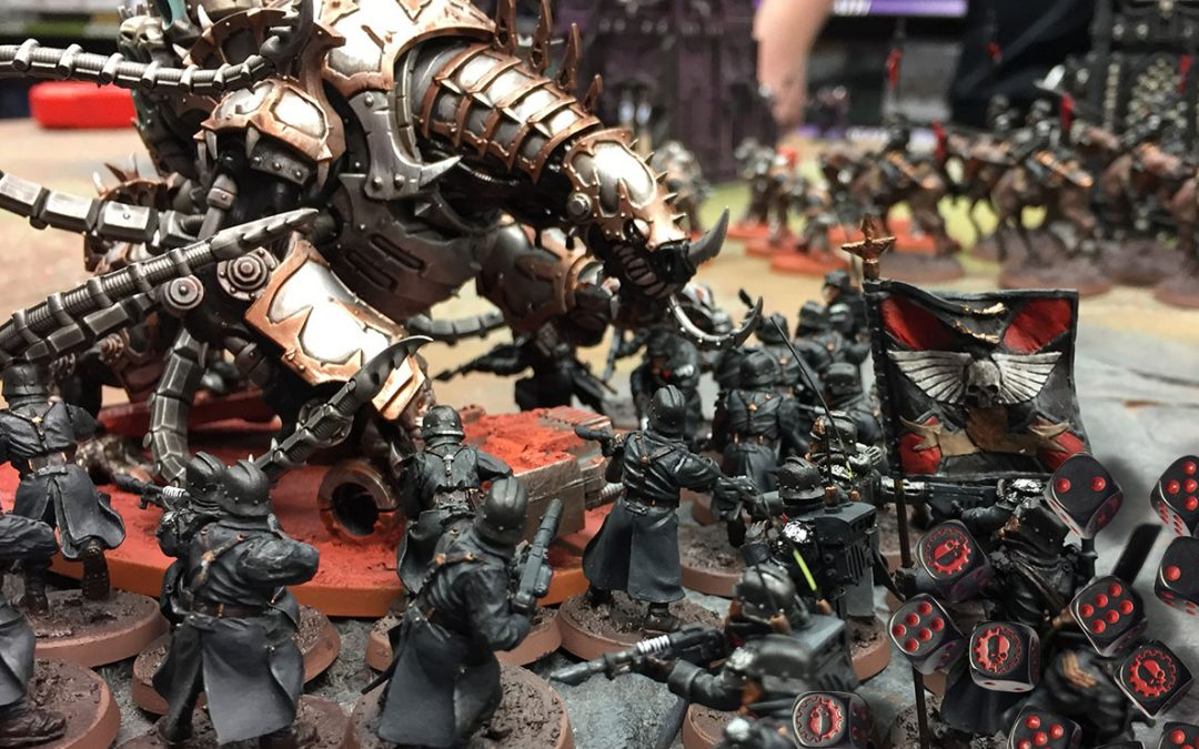 The battle of Divan IV. A narrative battle report.