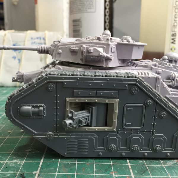 Internal Sponsons Conversion Kit
