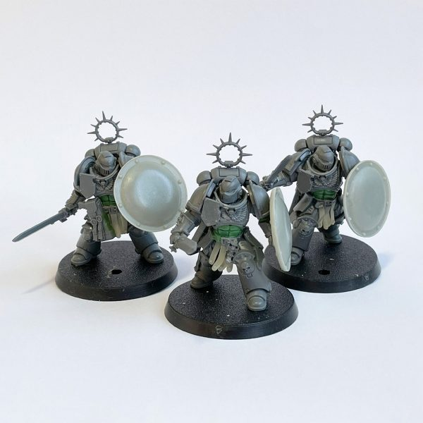 Stormbreaker Shields – set of 3
