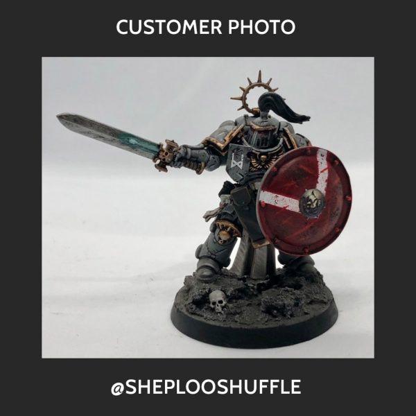Stormbreaker Shields – set of 3