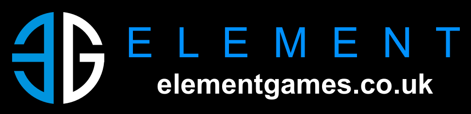 Element Games logo