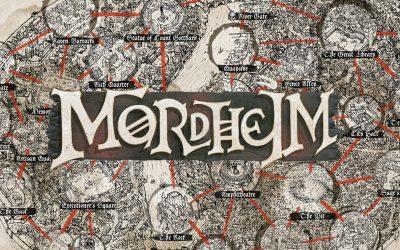 Mordheim Campaign Map
