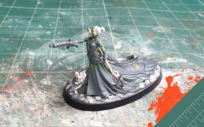 Build & Paint An INQ28 Warband. Part 1: Inquisitor Greyhorn